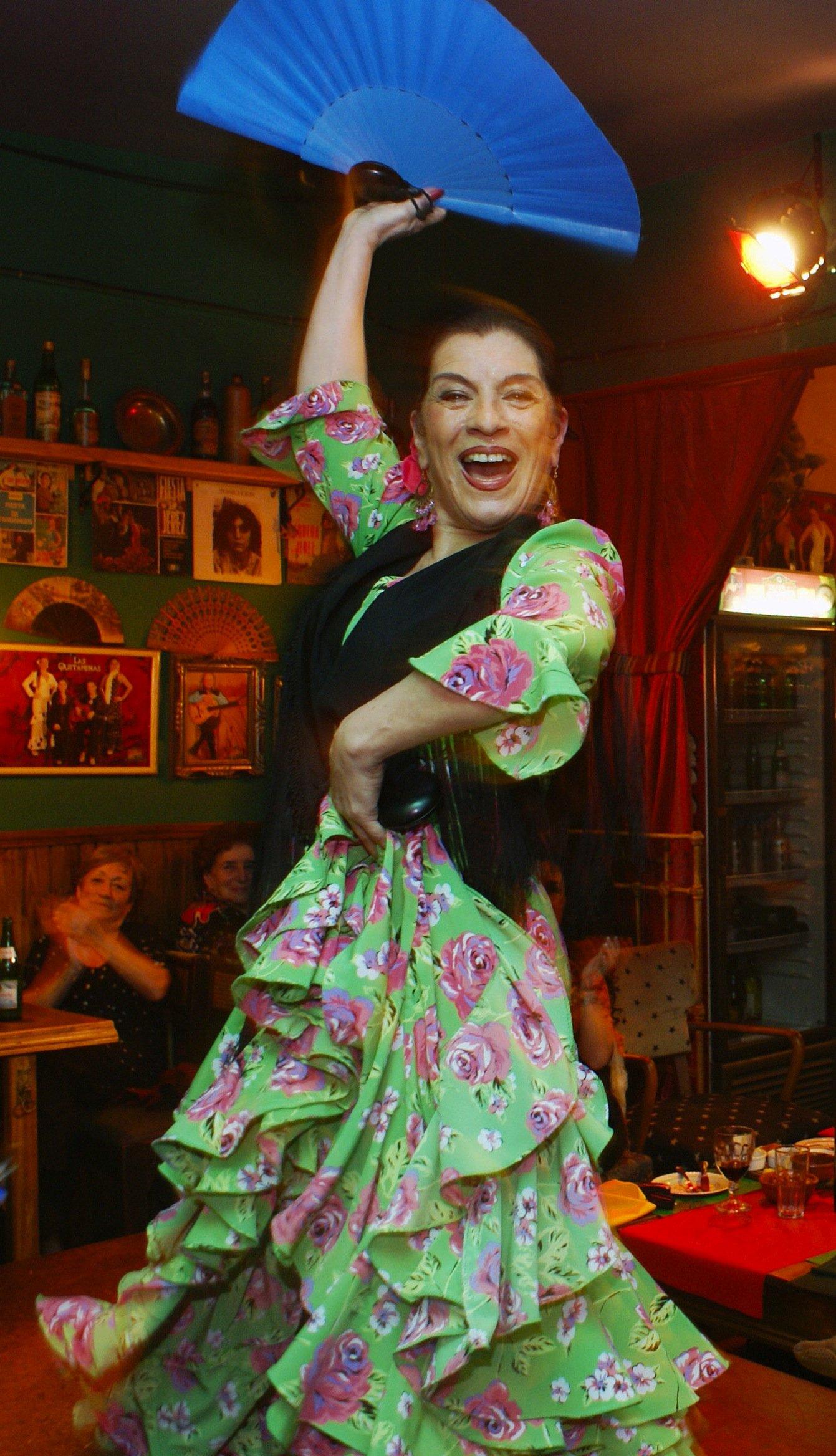 living your passion flamenco