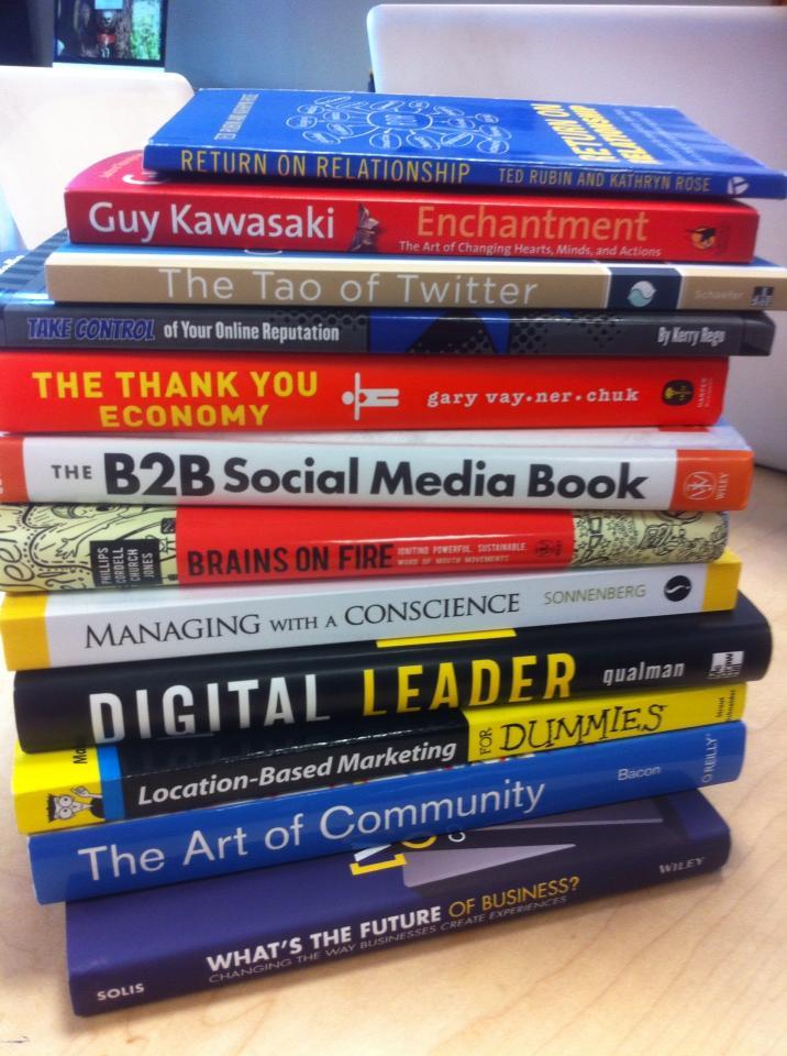Social Media Books by Lynn Abate-Johnson