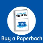 The Social Media Starter Kit paperback buy button