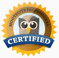 Hootsuite Certified Pro