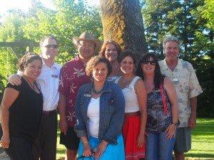 Leadership Santa Rosa Alumni Association Board 2011-12