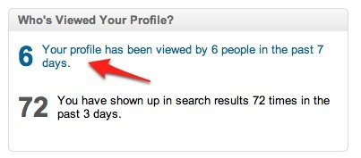 Who Has Viewed Your LinkedIn Profile
