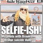 New York Post Selfie gate