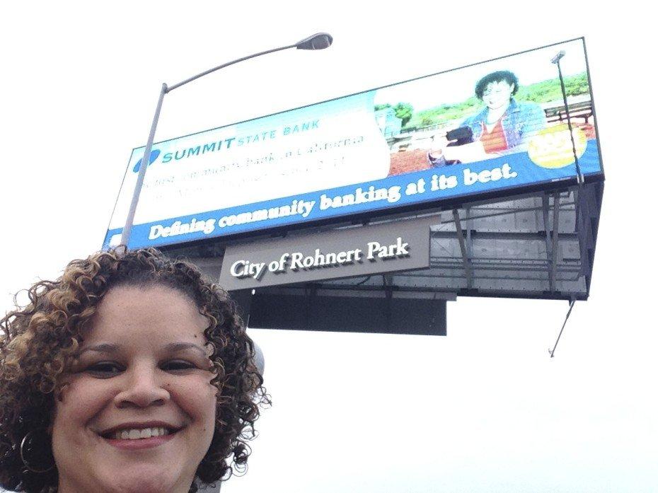 Summit State Bank Billboard 2014