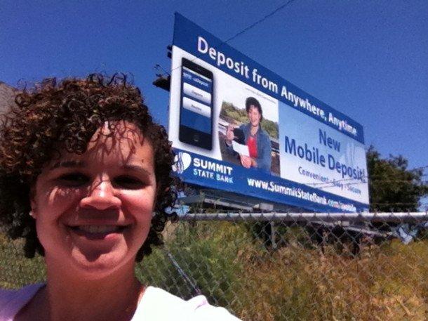 Summit State Mobile App Billboard 2011