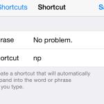 iOS Shortcut