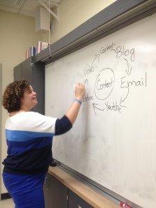 Kerry Rego Social Media Sonoma State University Instructor