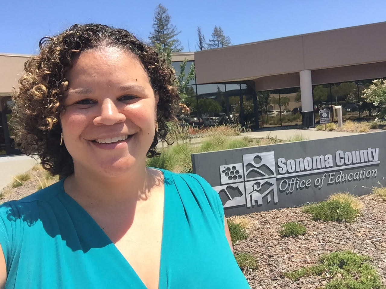 Kerry Rego at Sonoma County Office of Education SCOE