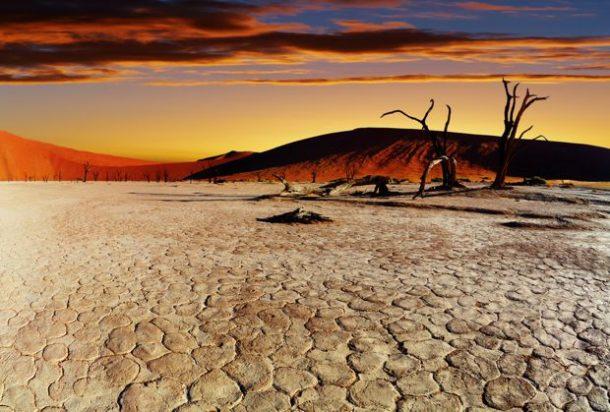desert wasteland channel abadonment