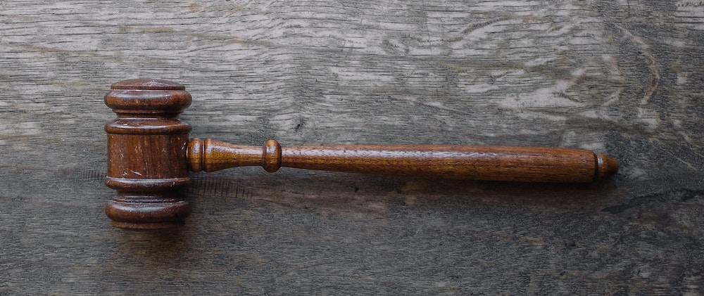 wooden gavel ccpa privacy act