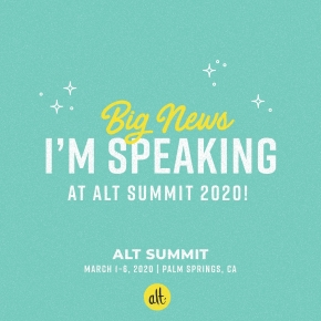 Alt Summit - How to Balance Tech for Work & Life @ The Saguaro of Palm Springs